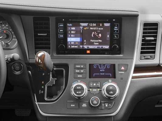 2017 Toyota Sienna Limited Premium 7 Penger In Blauvelt Ny Lia Of Rockland