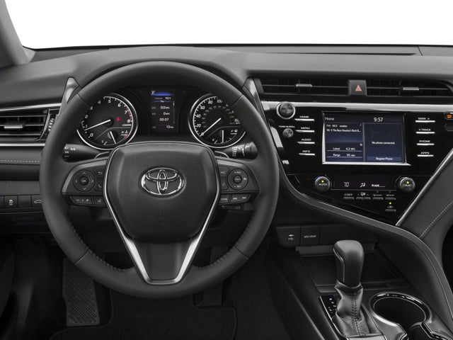 2018 Toyota Camry Se Toyota Dealer Serving Blauvelt Ny New And